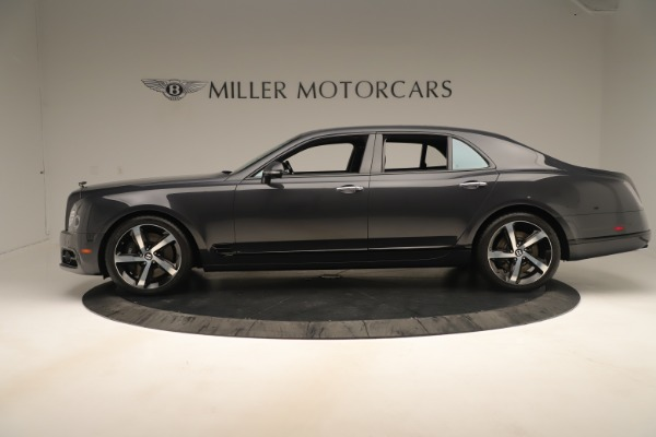 Used 2018 Bentley Mulsanne Speed Design Series for sale Sold at Bentley Greenwich in Greenwich CT 06830 3