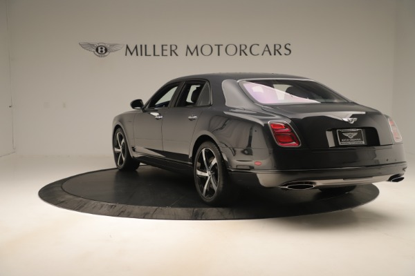 Used 2018 Bentley Mulsanne Speed Design Series for sale Sold at Bentley Greenwich in Greenwich CT 06830 5