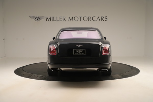 Used 2018 Bentley Mulsanne Speed Design Series for sale Sold at Bentley Greenwich in Greenwich CT 06830 6