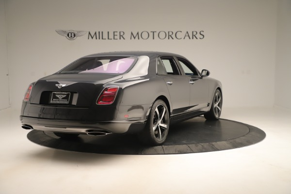 Used 2018 Bentley Mulsanne Speed Design Series for sale Sold at Bentley Greenwich in Greenwich CT 06830 7