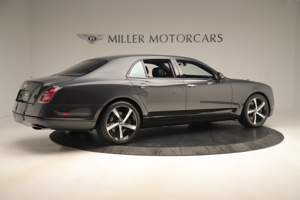 Used 2018 Bentley Mulsanne Speed Design Series for sale Sold at Bentley Greenwich in Greenwich CT 06830 8