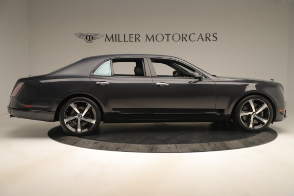 Used 2018 Bentley Mulsanne Speed Design Series for sale Sold at Bentley Greenwich in Greenwich CT 06830 9