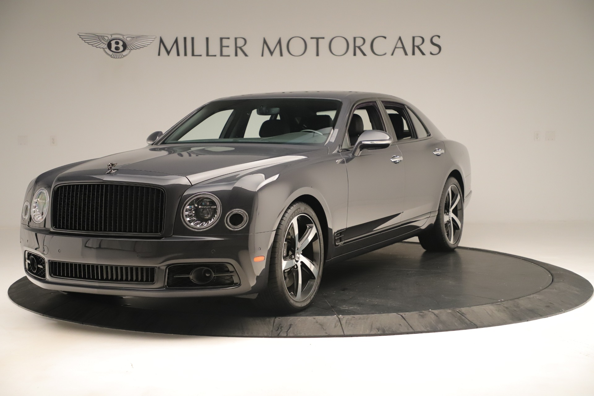 Used 2018 Bentley Mulsanne Speed Design Series for sale Sold at Bentley Greenwich in Greenwich CT 06830 1