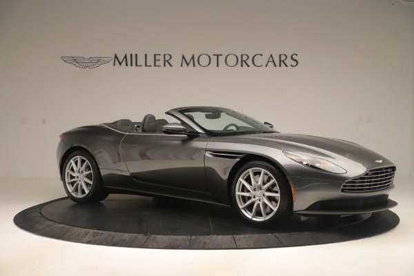 Used 2020 Aston Martin DB11 V8 for sale Sold at Bentley Greenwich in Greenwich CT 06830 10