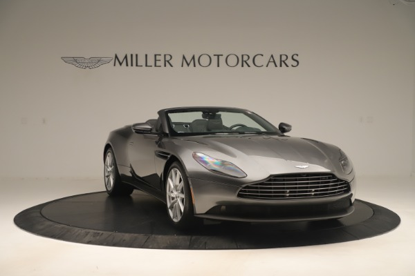 Used 2020 Aston Martin DB11 V8 for sale Sold at Bentley Greenwich in Greenwich CT 06830 11