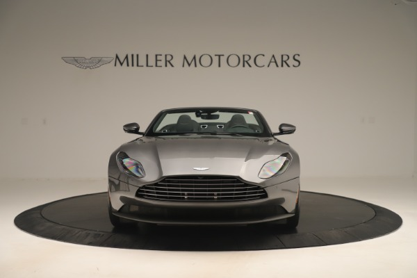 Used 2020 Aston Martin DB11 V8 for sale Sold at Bentley Greenwich in Greenwich CT 06830 12