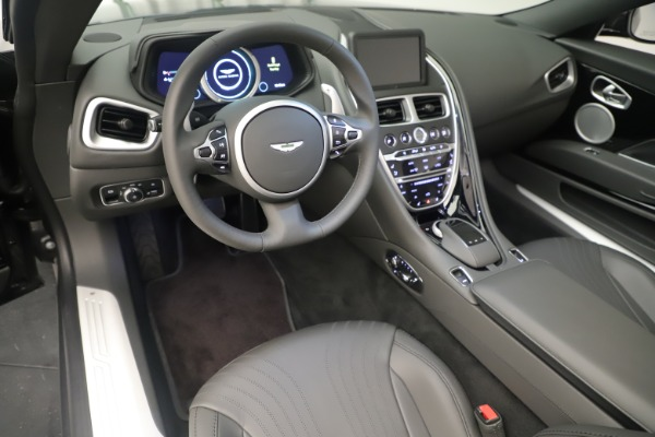 Used 2020 Aston Martin DB11 V8 for sale Sold at Bentley Greenwich in Greenwich CT 06830 14