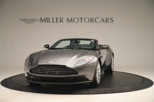 Used 2020 Aston Martin DB11 V8 for sale Sold at Bentley Greenwich in Greenwich CT 06830 2