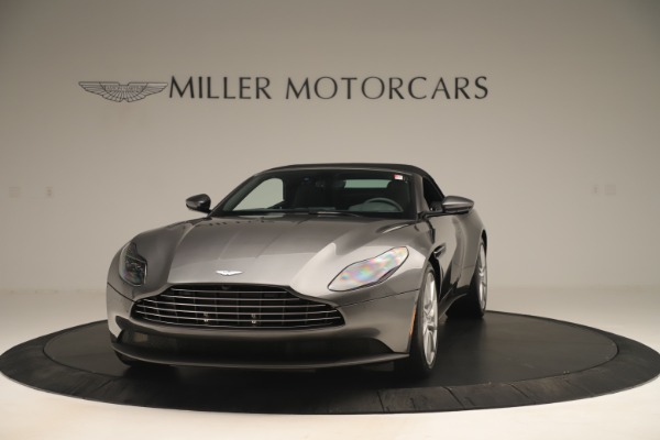 Used 2020 Aston Martin DB11 V8 for sale Sold at Bentley Greenwich in Greenwich CT 06830 23