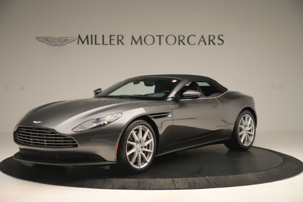 Used 2020 Aston Martin DB11 V8 for sale Sold at Bentley Greenwich in Greenwich CT 06830 24