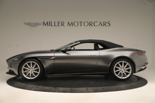 Used 2020 Aston Martin DB11 V8 for sale Sold at Bentley Greenwich in Greenwich CT 06830 25