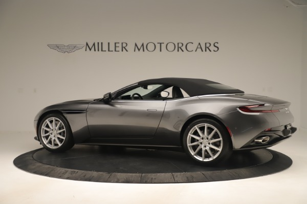 Used 2020 Aston Martin DB11 V8 for sale Sold at Bentley Greenwich in Greenwich CT 06830 26