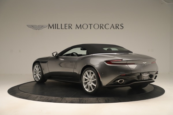 Used 2020 Aston Martin DB11 V8 for sale Sold at Bentley Greenwich in Greenwich CT 06830 27