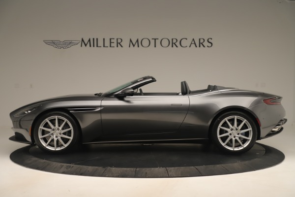 Used 2020 Aston Martin DB11 V8 for sale Sold at Bentley Greenwich in Greenwich CT 06830 3