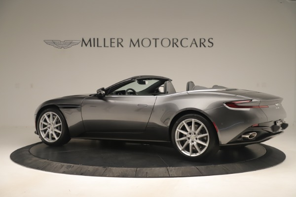 Used 2020 Aston Martin DB11 V8 for sale Sold at Bentley Greenwich in Greenwich CT 06830 4
