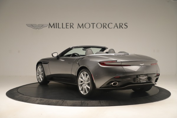 Used 2020 Aston Martin DB11 V8 for sale Sold at Bentley Greenwich in Greenwich CT 06830 5