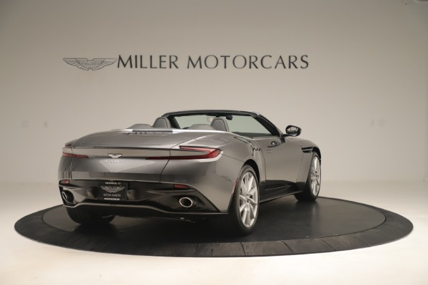 Used 2020 Aston Martin DB11 V8 for sale Sold at Bentley Greenwich in Greenwich CT 06830 7