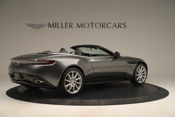 Used 2020 Aston Martin DB11 V8 for sale Sold at Bentley Greenwich in Greenwich CT 06830 8