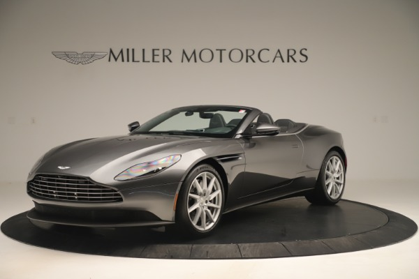 Used 2020 Aston Martin DB11 V8 for sale Sold at Bentley Greenwich in Greenwich CT 06830 1