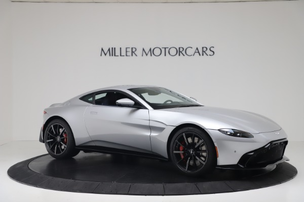 New 2020 Aston Martin Vantage Coupe for sale $207,072 at Bentley Greenwich in Greenwich CT 06830 11