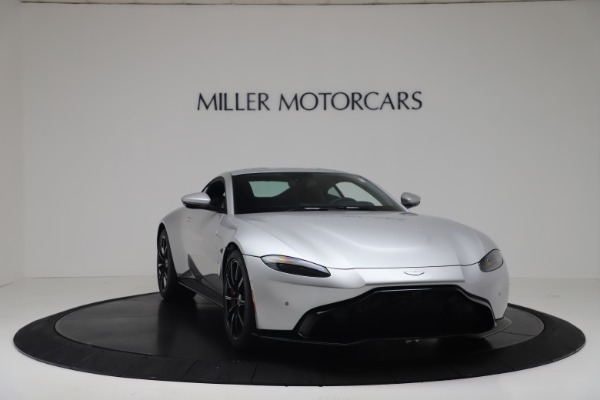 New 2020 Aston Martin Vantage Coupe for sale $207,072 at Bentley Greenwich in Greenwich CT 06830 12