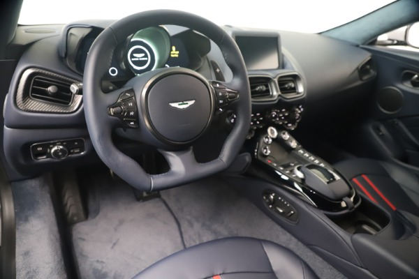New 2020 Aston Martin Vantage Coupe for sale $207,072 at Bentley Greenwich in Greenwich CT 06830 13