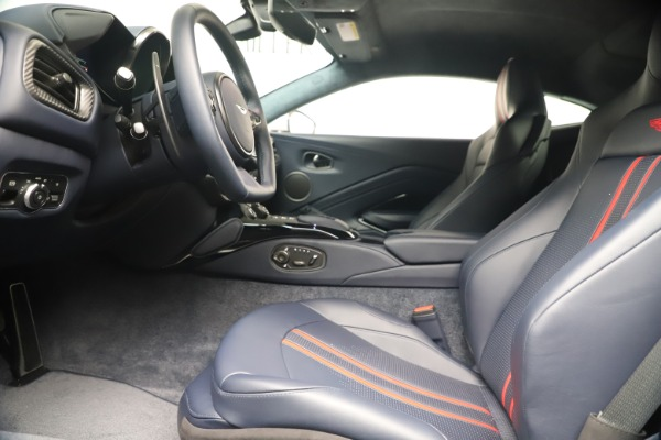 New 2020 Aston Martin Vantage Coupe for sale $207,072 at Bentley Greenwich in Greenwich CT 06830 14