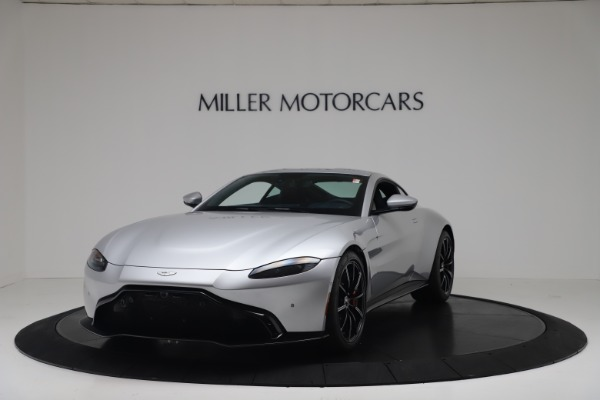 New 2020 Aston Martin Vantage Coupe for sale $207,072 at Bentley Greenwich in Greenwich CT 06830 3