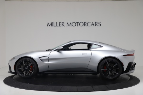 New 2020 Aston Martin Vantage Coupe for sale $207,072 at Bentley Greenwich in Greenwich CT 06830 4