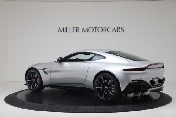 New 2020 Aston Martin Vantage Coupe for sale $207,072 at Bentley Greenwich in Greenwich CT 06830 5