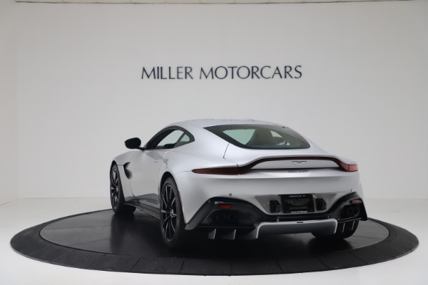 New 2020 Aston Martin Vantage Coupe for sale $207,072 at Bentley Greenwich in Greenwich CT 06830 6