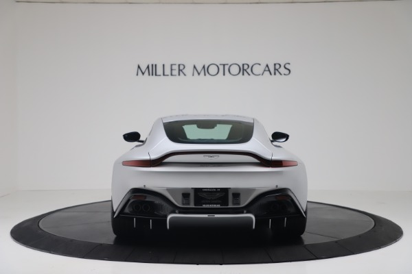 New 2020 Aston Martin Vantage Coupe for sale $207,072 at Bentley Greenwich in Greenwich CT 06830 7