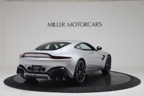 New 2020 Aston Martin Vantage Coupe for sale $207,072 at Bentley Greenwich in Greenwich CT 06830 8