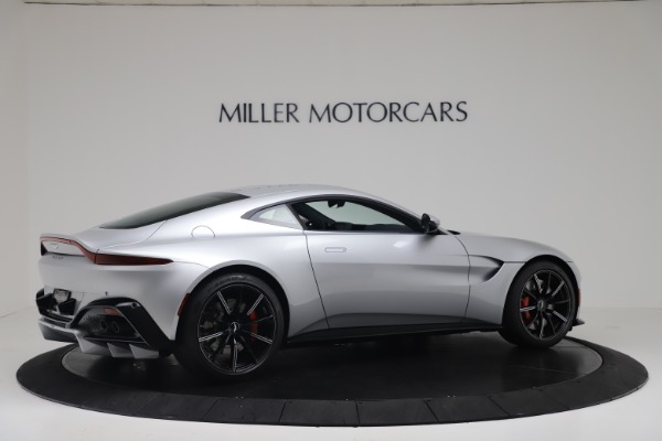New 2020 Aston Martin Vantage Coupe for sale $207,072 at Bentley Greenwich in Greenwich CT 06830 9