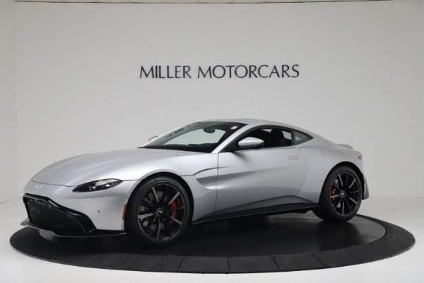 New 2020 Aston Martin Vantage Coupe for sale $207,072 at Bentley Greenwich in Greenwich CT 06830 1