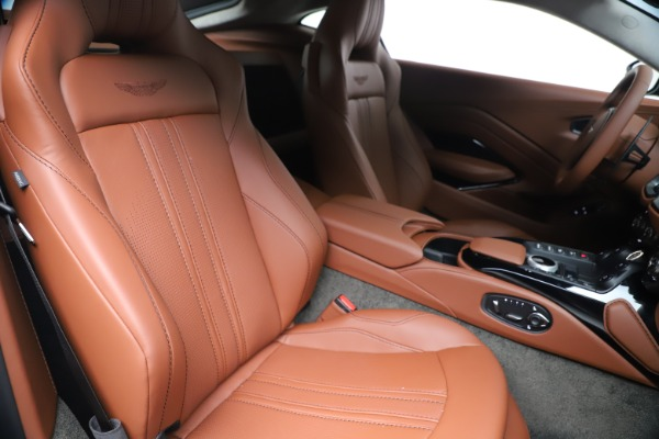 New 2020 Aston Martin Vantage Coupe for sale Sold at Bentley Greenwich in Greenwich CT 06830 19