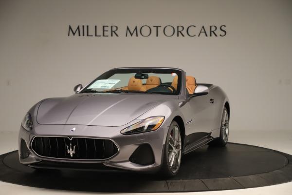 New 2019 Maserati GranTurismo Sport Convertible for sale Sold at Bentley Greenwich in Greenwich CT 06830 1