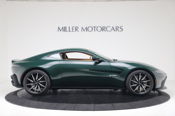 Used 2020 Aston Martin Vantage Coupe for sale Sold at Bentley Greenwich in Greenwich CT 06830 10