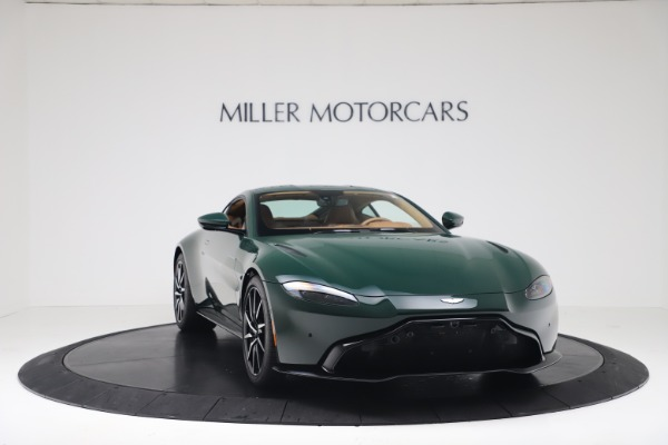 Used 2020 Aston Martin Vantage Coupe for sale Sold at Bentley Greenwich in Greenwich CT 06830 12