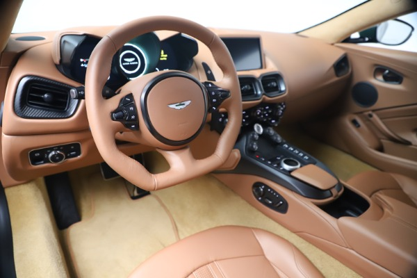 Used 2020 Aston Martin Vantage Coupe for sale Sold at Bentley Greenwich in Greenwich CT 06830 13