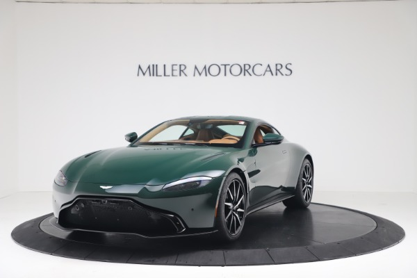 Used 2020 Aston Martin Vantage Coupe for sale Sold at Bentley Greenwich in Greenwich CT 06830 3