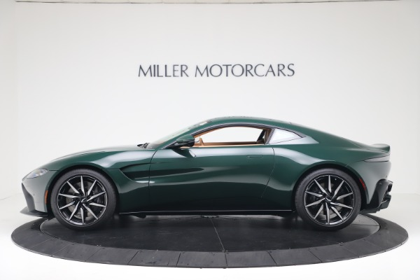 Used 2020 Aston Martin Vantage Coupe for sale Sold at Bentley Greenwich in Greenwich CT 06830 4