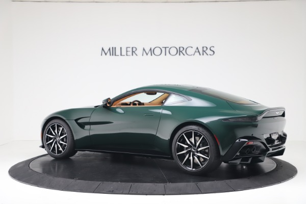 Used 2020 Aston Martin Vantage Coupe for sale Sold at Bentley Greenwich in Greenwich CT 06830 5
