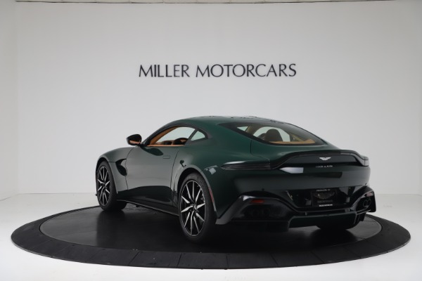 Used 2020 Aston Martin Vantage Coupe for sale Sold at Bentley Greenwich in Greenwich CT 06830 6