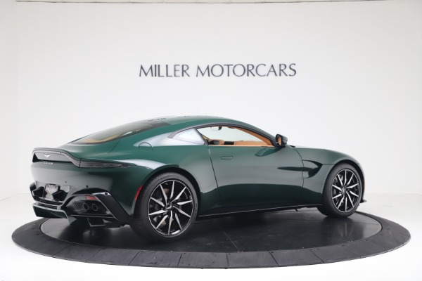 Used 2020 Aston Martin Vantage Coupe for sale Sold at Bentley Greenwich in Greenwich CT 06830 9