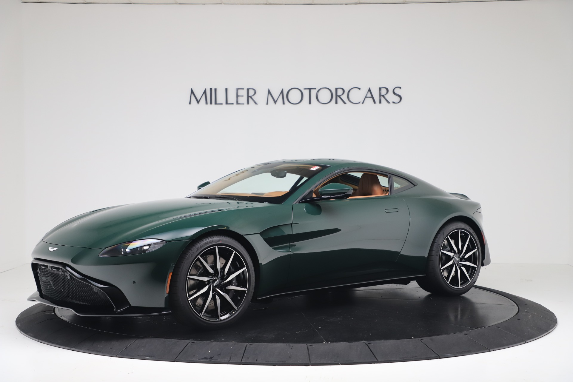 Used 2020 Aston Martin Vantage Coupe for sale Sold at Bentley Greenwich in Greenwich CT 06830 1