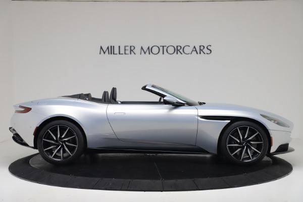 New 2020 Aston Martin DB11 V8 for sale Sold at Bentley Greenwich in Greenwich CT 06830 10