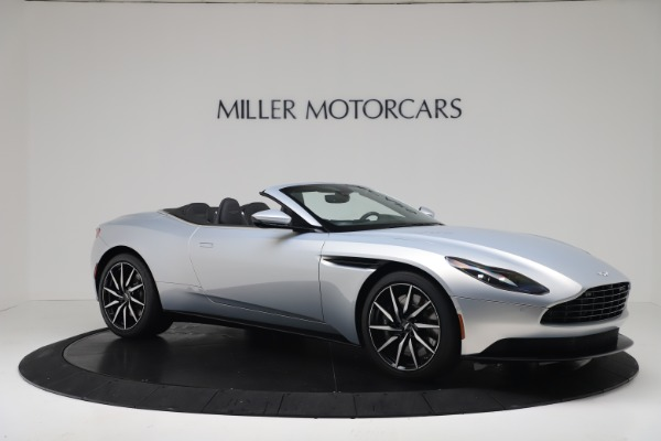 New 2020 Aston Martin DB11 V8 for sale Sold at Bentley Greenwich in Greenwich CT 06830 11