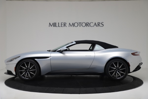 New 2020 Aston Martin DB11 V8 for sale Sold at Bentley Greenwich in Greenwich CT 06830 14
