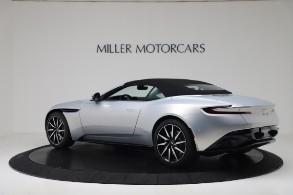New 2020 Aston Martin DB11 V8 for sale Sold at Bentley Greenwich in Greenwich CT 06830 15